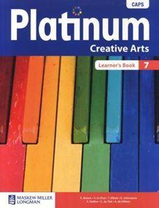 Picture of Platinum Creative Arts Grade 7 Learner's Book