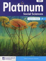 Picture of Platinum Social Sciences Grade 7 Learner's Book