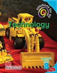 Picture of Solutions for all Technology Grade 8 Learner's Book