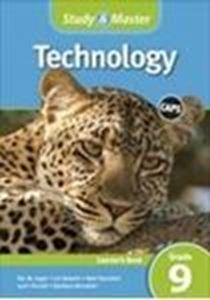 Picture of Study & Master Technology Grade 9 Learner's Book
