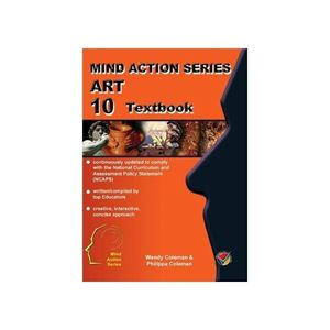 Picture of Mind Action Series Art Textbook/Workbook Gr 10 CAPS