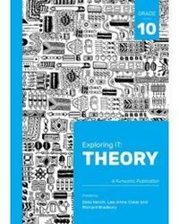 Picture of Exploring IT Theory Grade 10 2nd Edition