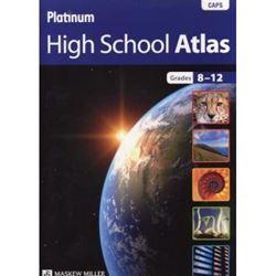 Picture of Platinum High School Atlas Gr 8 -12