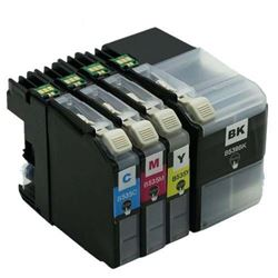Picture of Brother LC-535XL Yellow Ink Cartridge