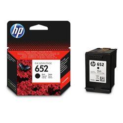 Picture of HP 652 Ink Advantage Black Printer Cartridge Original