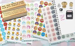 Picture for category Stickers, Stamps and Self Adhesive Labels