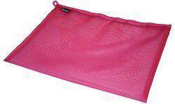 Picture of Bantex A4 Mesh Zippa Bag Pink
