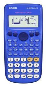 Picture of Casio Scientific Calculator FX-82 ZA Plus Blue