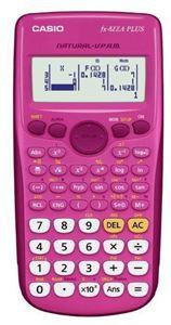 Picture of Casio Scientific Calculator FX-82 ZA Plus Pink