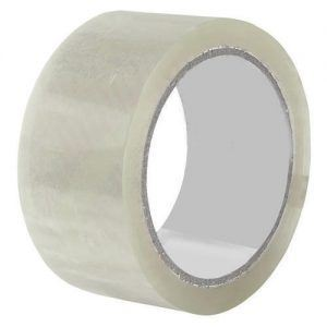 Picture of Unitac Packaging Tape 48mm x 50m Clear Buff