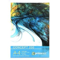 Picture of Prime Art Concept Pad 200gsm A3 (20 Sheet)
