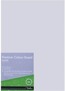 Picture of Treeline A4 Project Board White 100 Sheets
