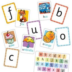 Picture of Educat Big Flash Cards All About Subtraction