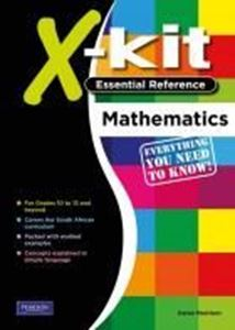 Picture of X-kit Essential Reference Mathematics Grade 10 - 12