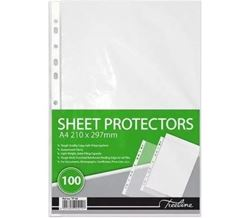 Picture of Treeline Multi Punched Filing Pockets - 100's