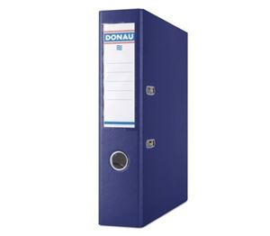 Picture of Donau A4 Lever Arch File PP 75mm Dark Blue