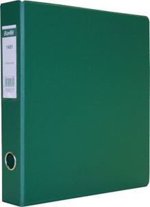 Picture of Bantex Lever Arch File 40mm PVC Green