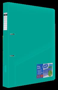 Picture of Bantex Semi-Flexible Polypropylene Ringbinder Turquoise
