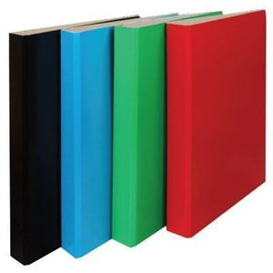 Picture of Croxley 25mm  Board Ringbinder Green