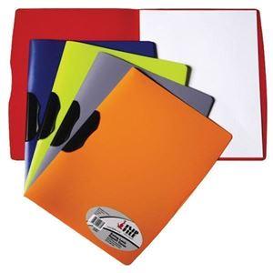 Picture of Flip File Swing Lock Report Cover Purple
