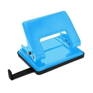 Picture of Treeline Metal Office Punch Blue