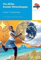 Picture of Via Afrika Sosiale Wetenskappe Graad 7 Leerdersboek