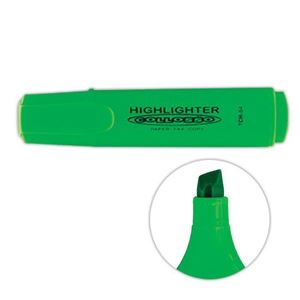 Picture of Collosso Highlighter Chisel Tip Green