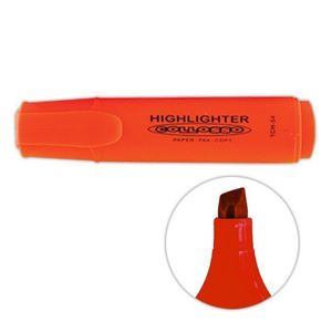 Picture of Collosso Highlighter Chisel Tip Orange