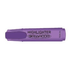 Picture of Collosso Highlighter Chisel Tip Purple