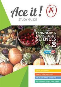 Picture of Ace It! Economic & Management Sciences Study Guide Grade 8