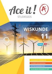 Picture of Ace It! Wiskunde Studiegids Graad 11