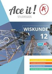 Picture of Ace It! Wiskunde Studiegids Graad 12