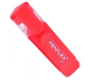 Picture of Penflex Hi-Glo Highlighter Red