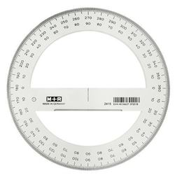 Picture of M & R 360 Degree Protractor 15cm