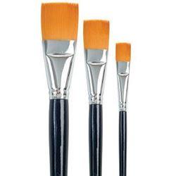 Picture of Dala Golden Taklon 759 Flat Paint Brush