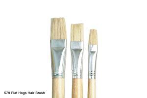 Picture of Dala 579 Flat Long Handle Paint Brush