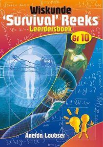Picture of Wiskunde Survival Reeks Graad 10 Leerderboek