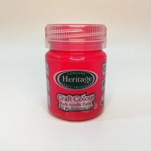 Picture of Heritage Craft Paint Red