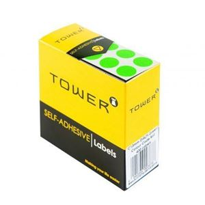 Picture of Tower Colour Code Round C13 Green