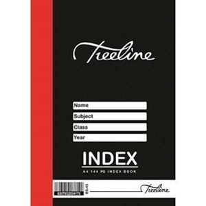 Picture of Index Book