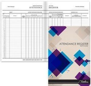 Picture of Attendance Register