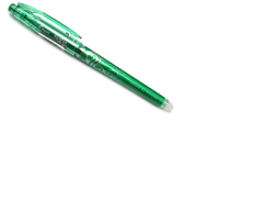 Picture of Pilot Frixion Point Erasable 0.5mm Needlepoint Pen Green