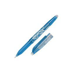 Picture of Pilot Frixion Point Erasable 0.5mm Needlepoint Pen Light Blue