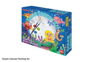 Picture of Dala Canvas Kits Ocean Canvas Kit