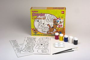 Picture of Dala Licenced Canvas Kit