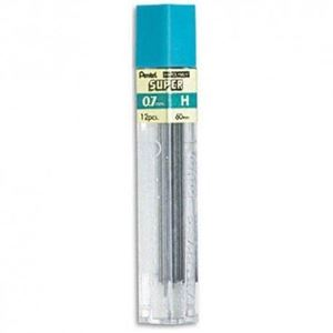 Picture of Pentel Hi-Polymer Refill Leads 0.7mm 12 Per Tube H