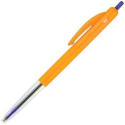 Picture of BIC Clic Fine Retractable Pen Blue