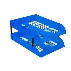 Picture of Treeline Plastic Desk Letter Tray