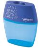 Picture of Maped Shaker 2 Hole Plastic Barrel Sharpener Blue