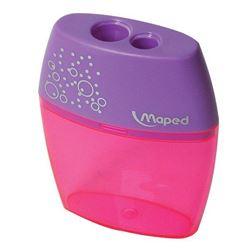 Picture of Maped Shaker 2 Hole Plastic Barrel Sharpener Purple